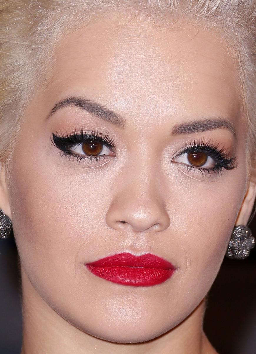 Rita Ora, Vanity Fair Oscar party, 2015