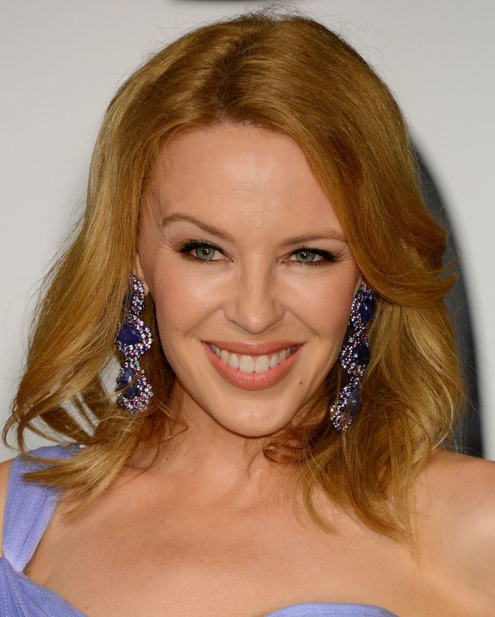 Kylie Minogue, Vanity Fair Oscar party, 2015