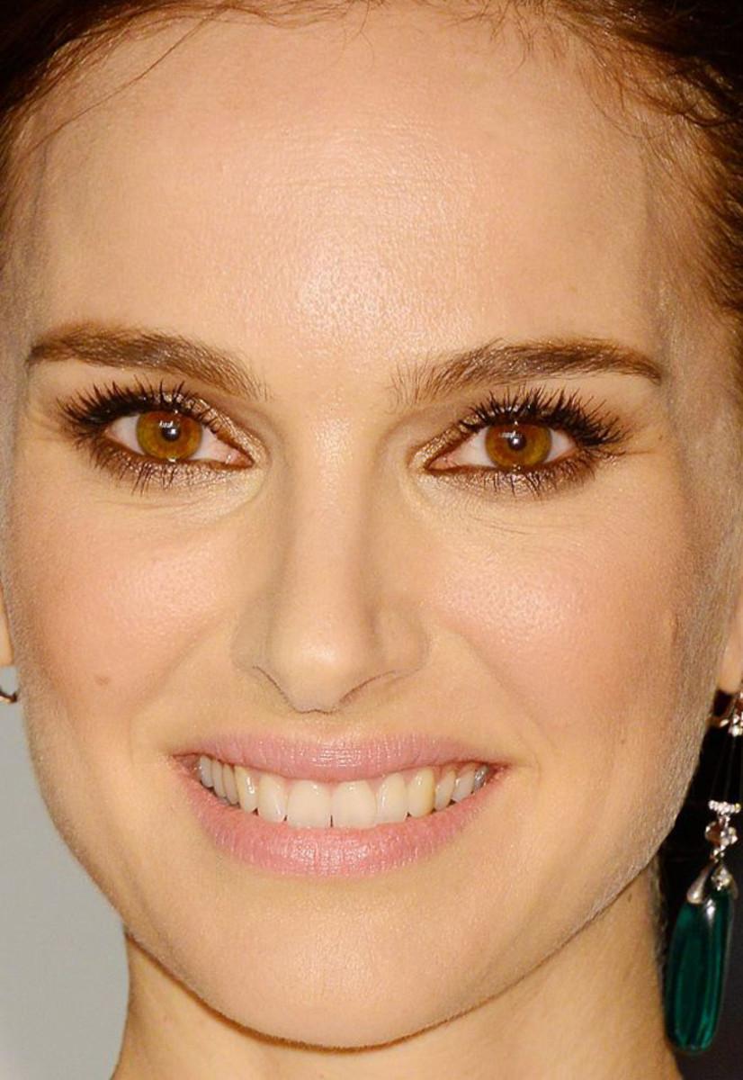 Natalie Portman, Vanity Fair Oscar party, 2015