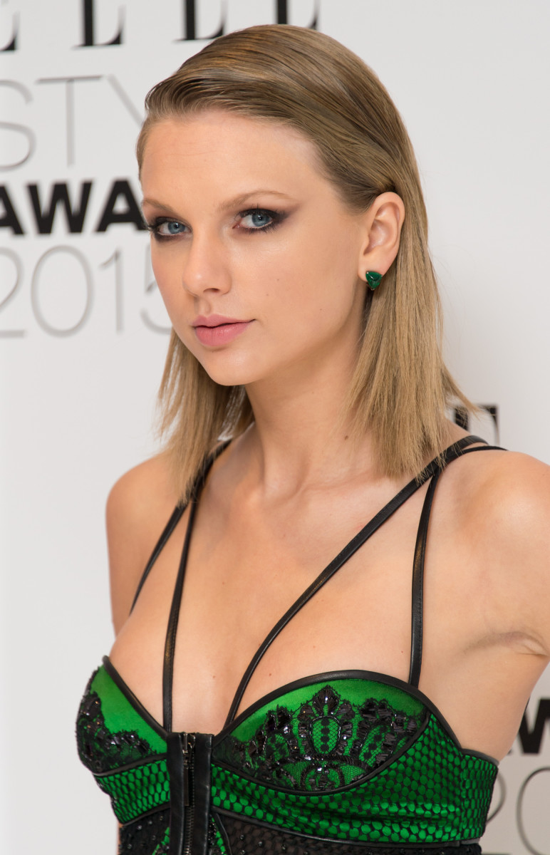 Taylor Swift, ELLE Style Awards 2015