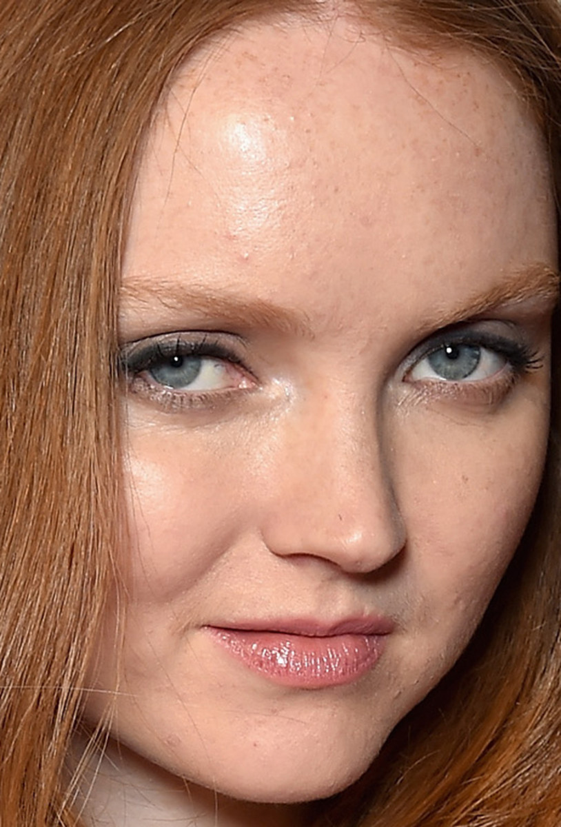Lily Cole, ELLE Style Awards 2015