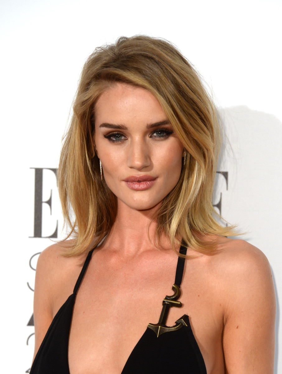 Rosie Huntington-Whiteley, ELLE Style Awards 2015