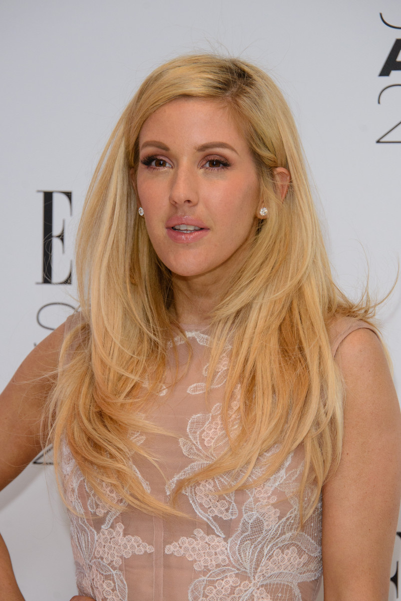 Ellie Goulding, ELLE Style Awards 2015