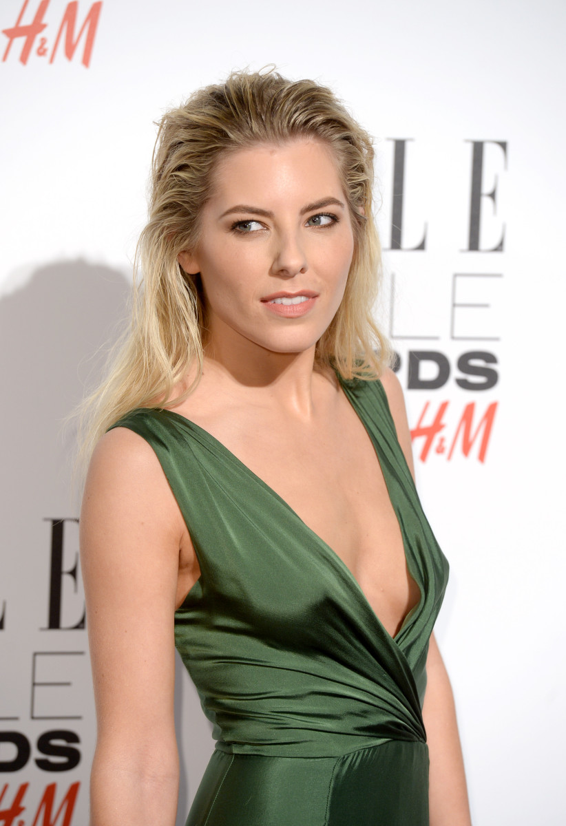 Mollie King, ELLE Style Awards 2015