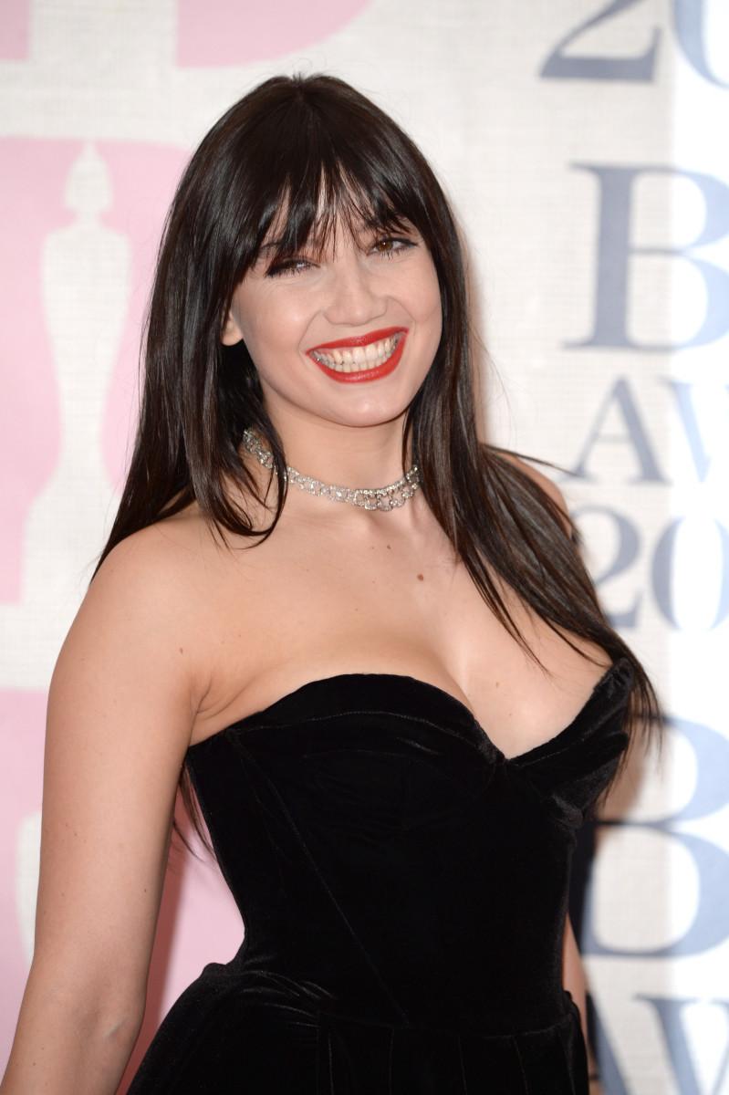 Daisy Lowe, BRIT Awards 2015