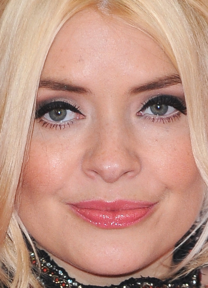 Holly Willoughby, BRIT Awards 2015