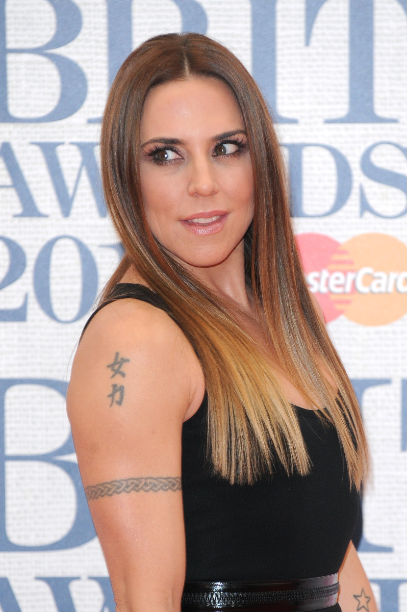 Melanie Chisholm, BRIT Awards 2015