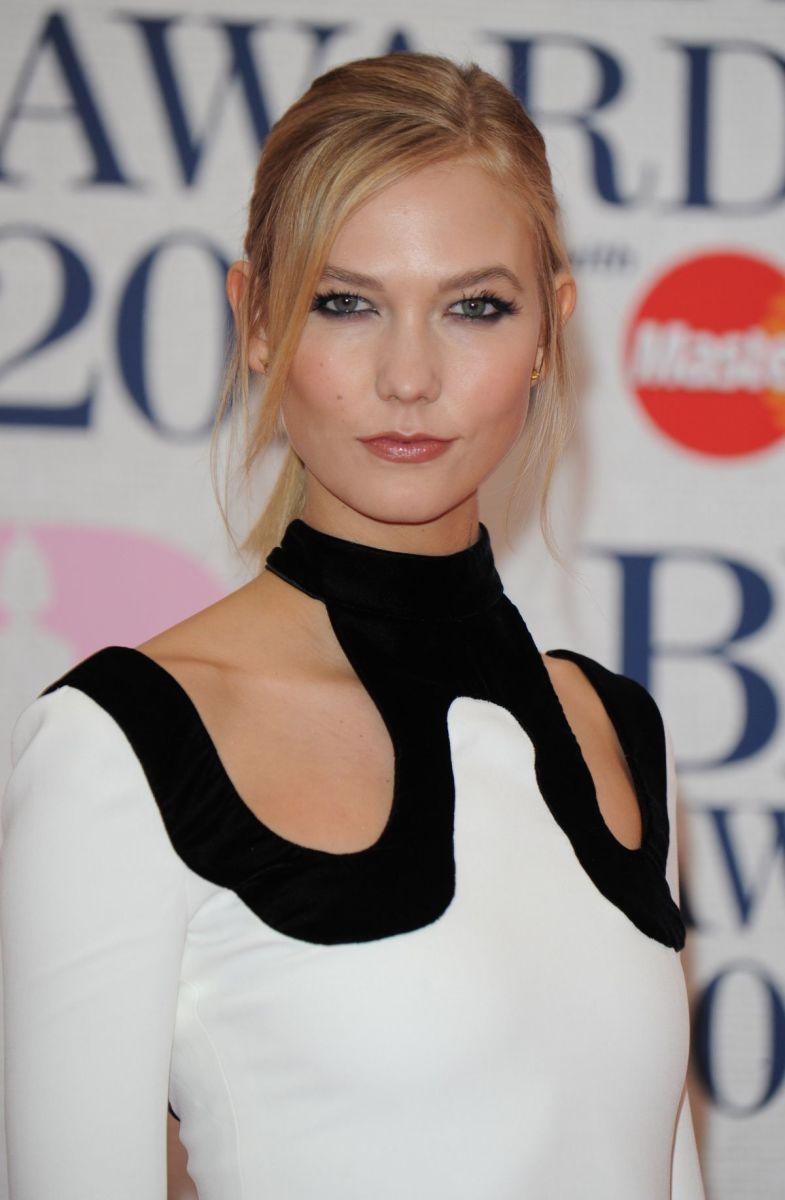 Karlie Kloss, BRIT Awards 2015