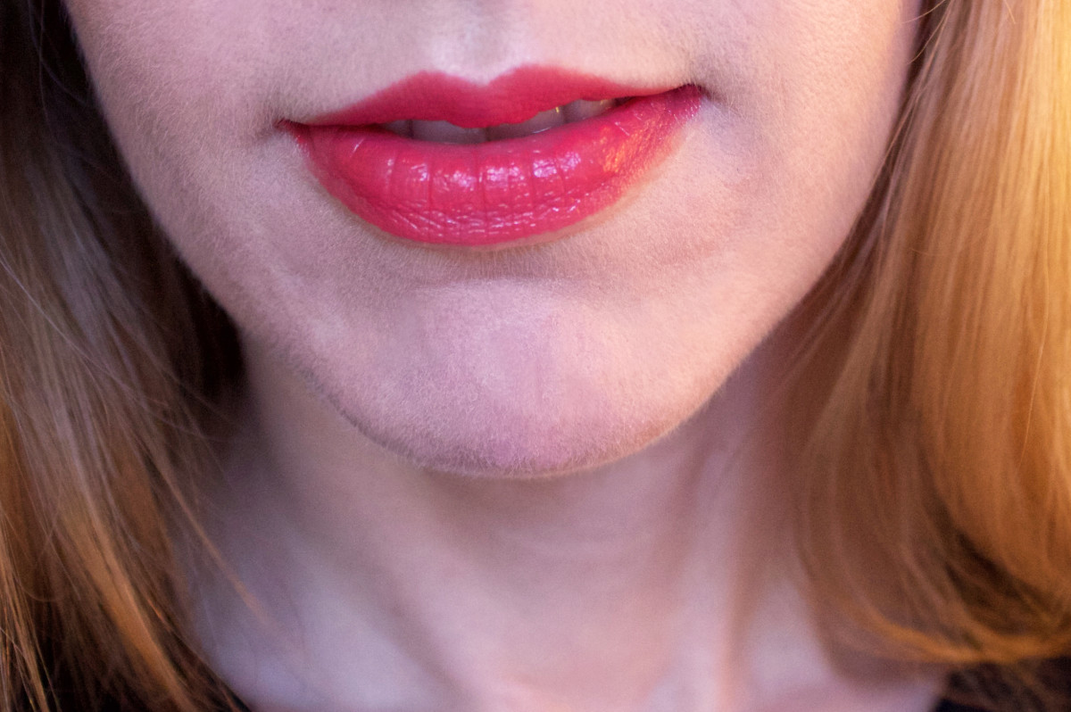 Guerlain Kiss Kiss Lipstick in 344 Sexy Coral