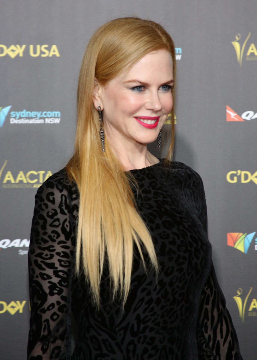 Nicole Kidman, G'Day USA Gala, 2015