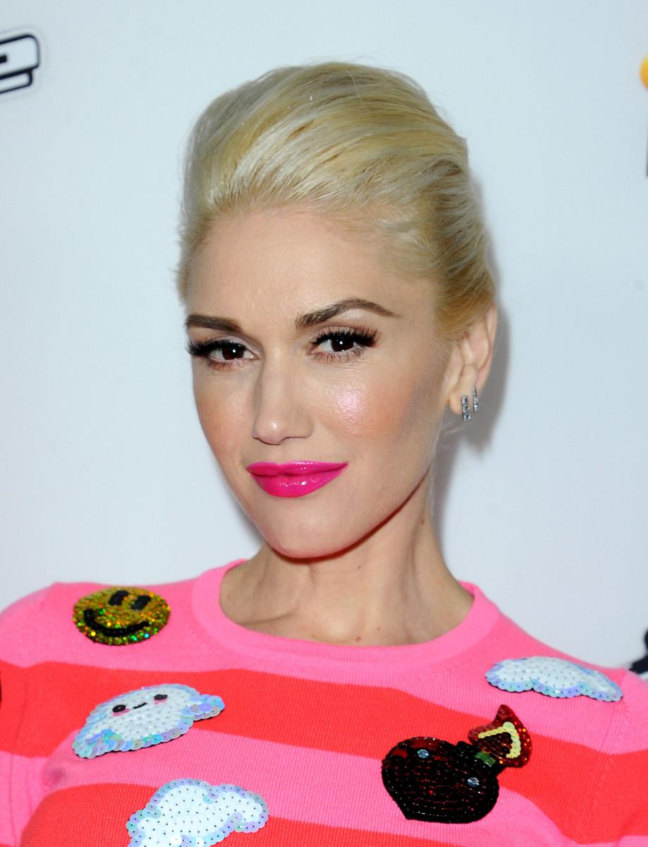Gwen Stefani, The Voice season 7 event, 2014