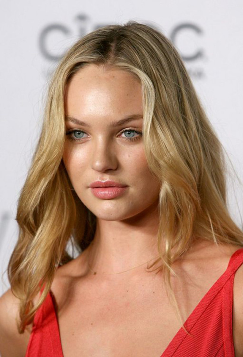 Candice Swanepoel, What is Sexy party, 2009