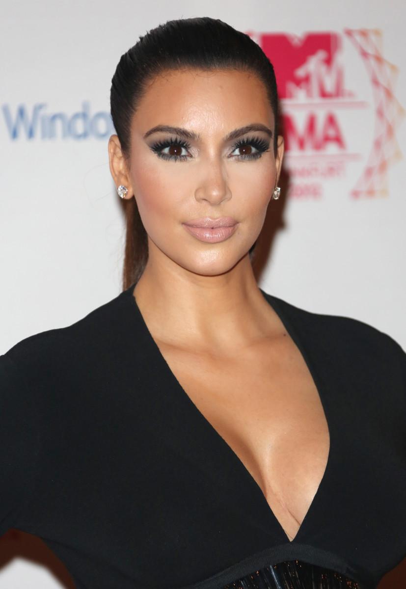Kim Kardashian Fraxel