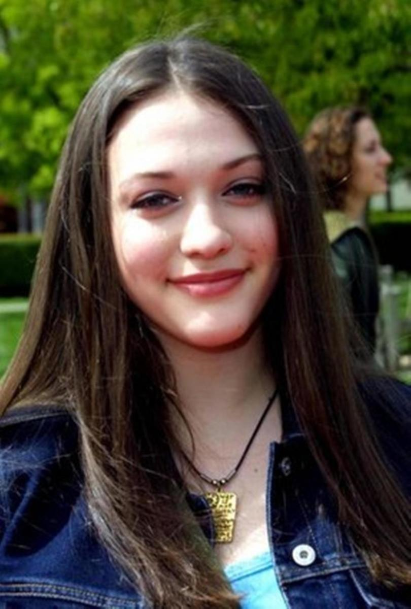 Kat Dennings, Clockstoppers premiere, 2002