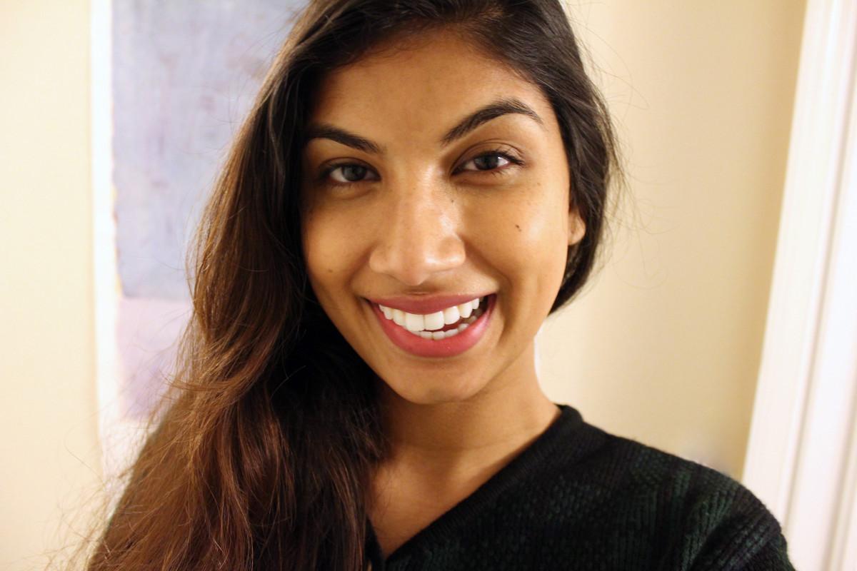 Katrina's teeth