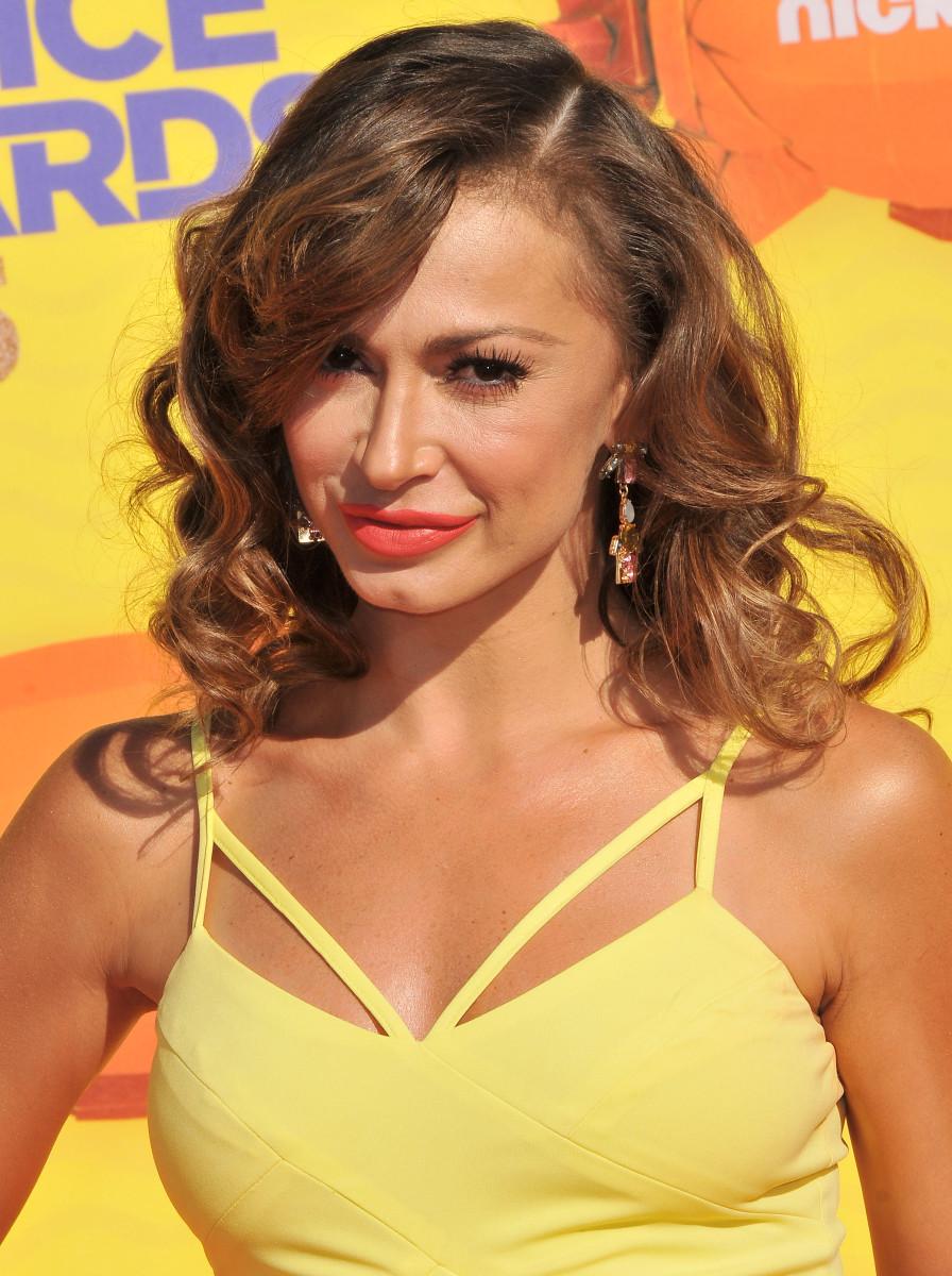 Karina Smirnoff, Kids' Choice Awards 2015
