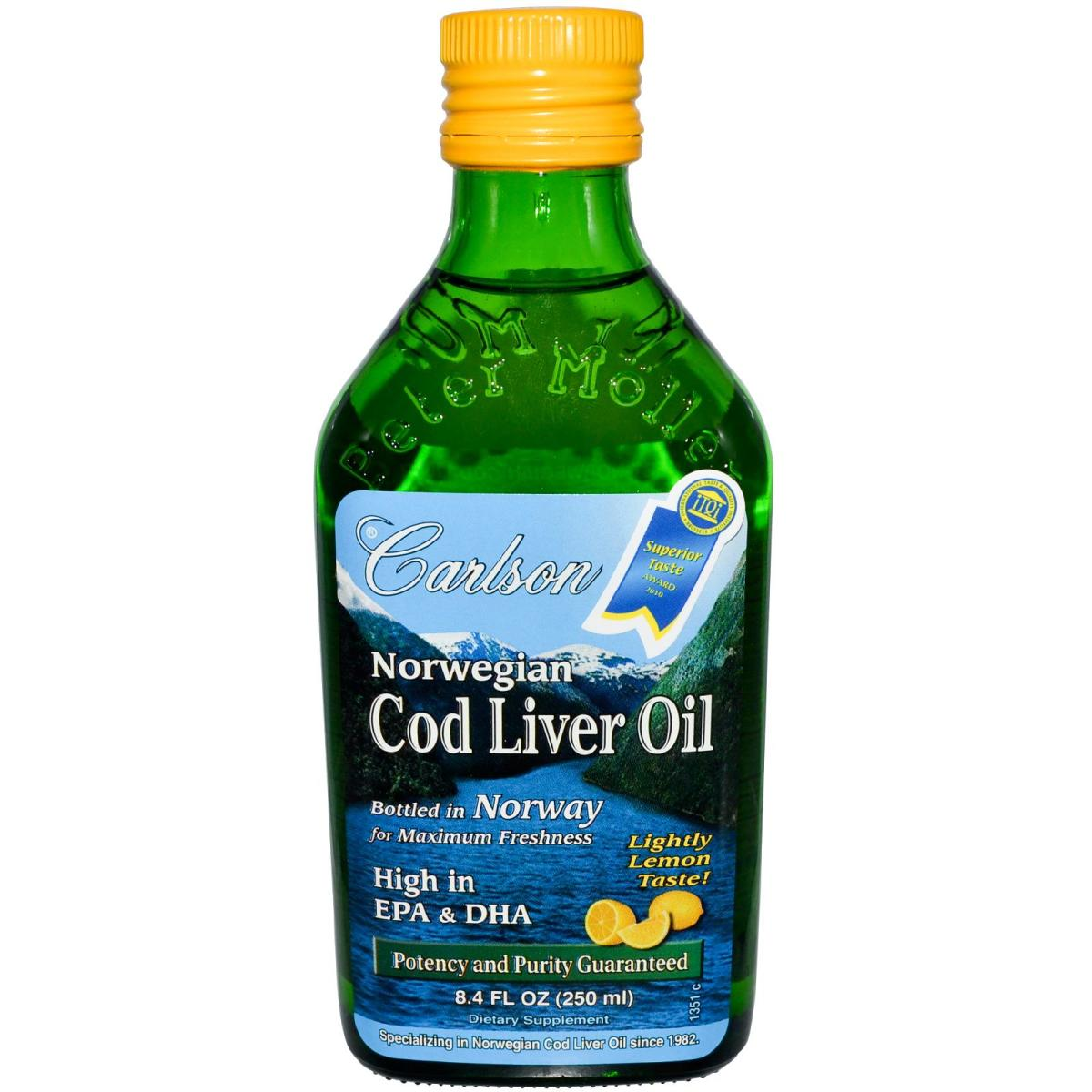 why you should never take cod liver oil for acne