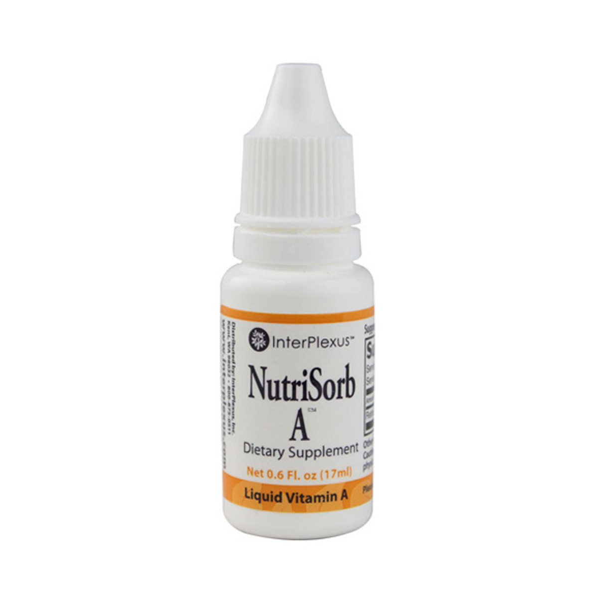 InterPlexus NutriSorb A Liquid Vitamin A