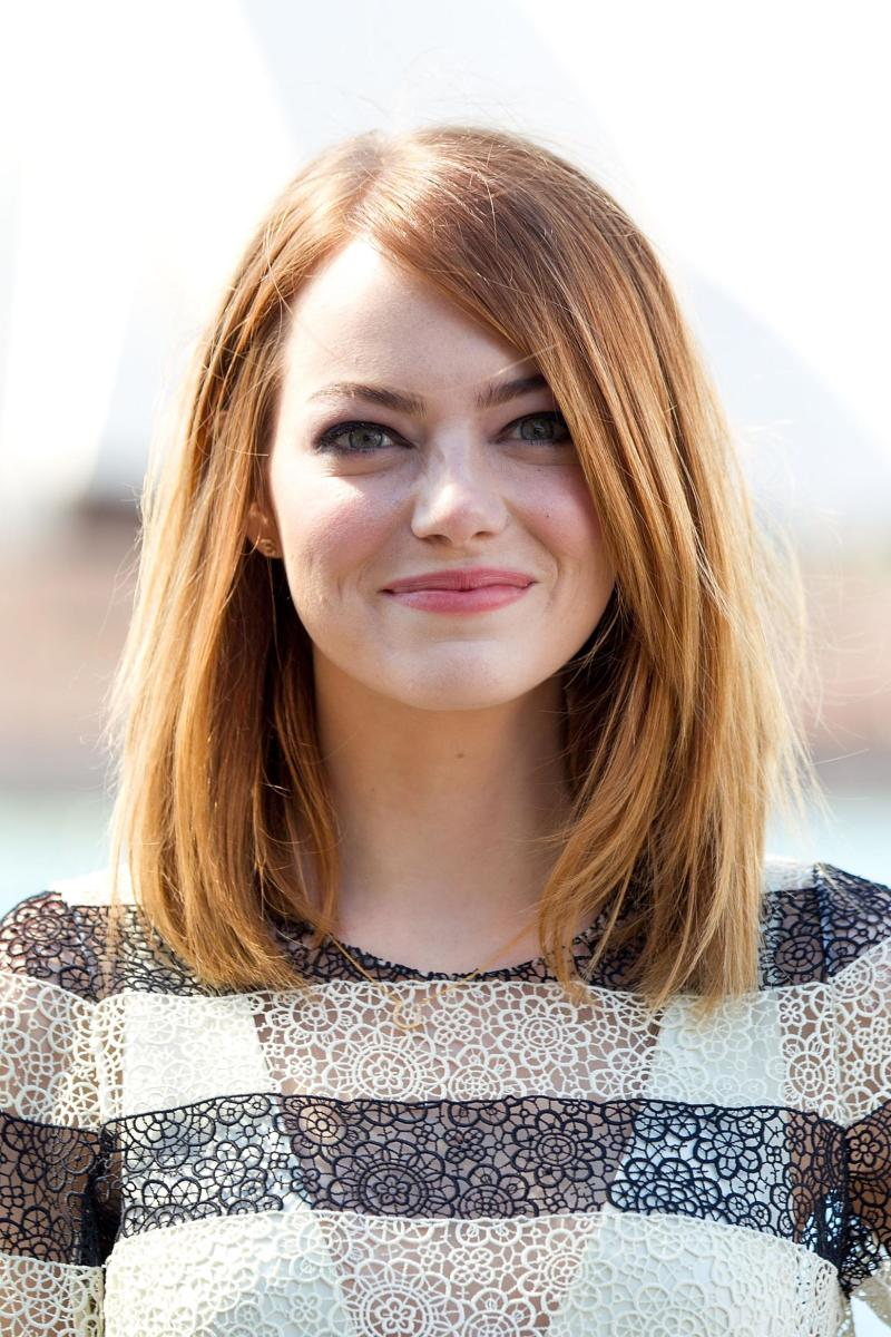 Hair Styles For Straight Hair Endearing 15 Of The Best Hairstyles For Mediumlength Straight Hair .