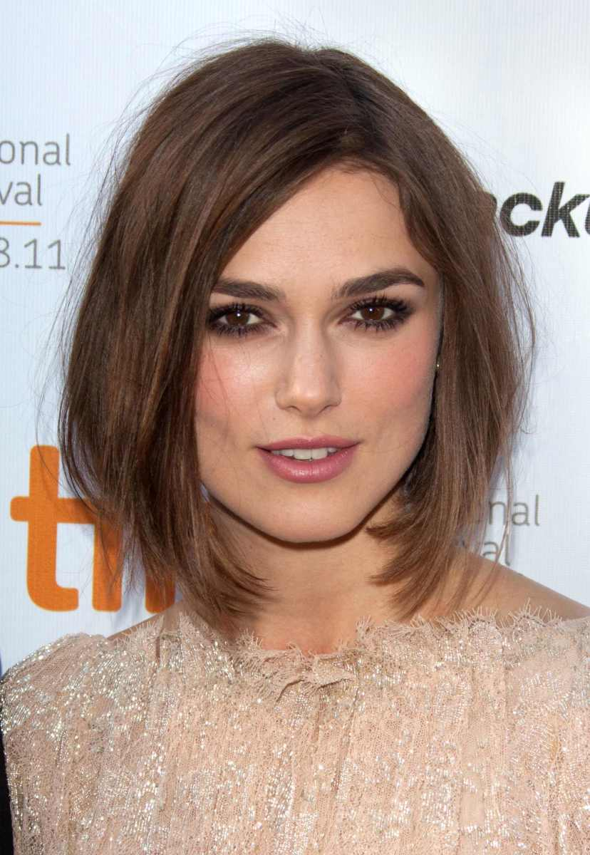 haircut styles for medium length straight hair 15 of the best hairstyles for medium length hair 8836 | keira knightley medium straight hairjpg