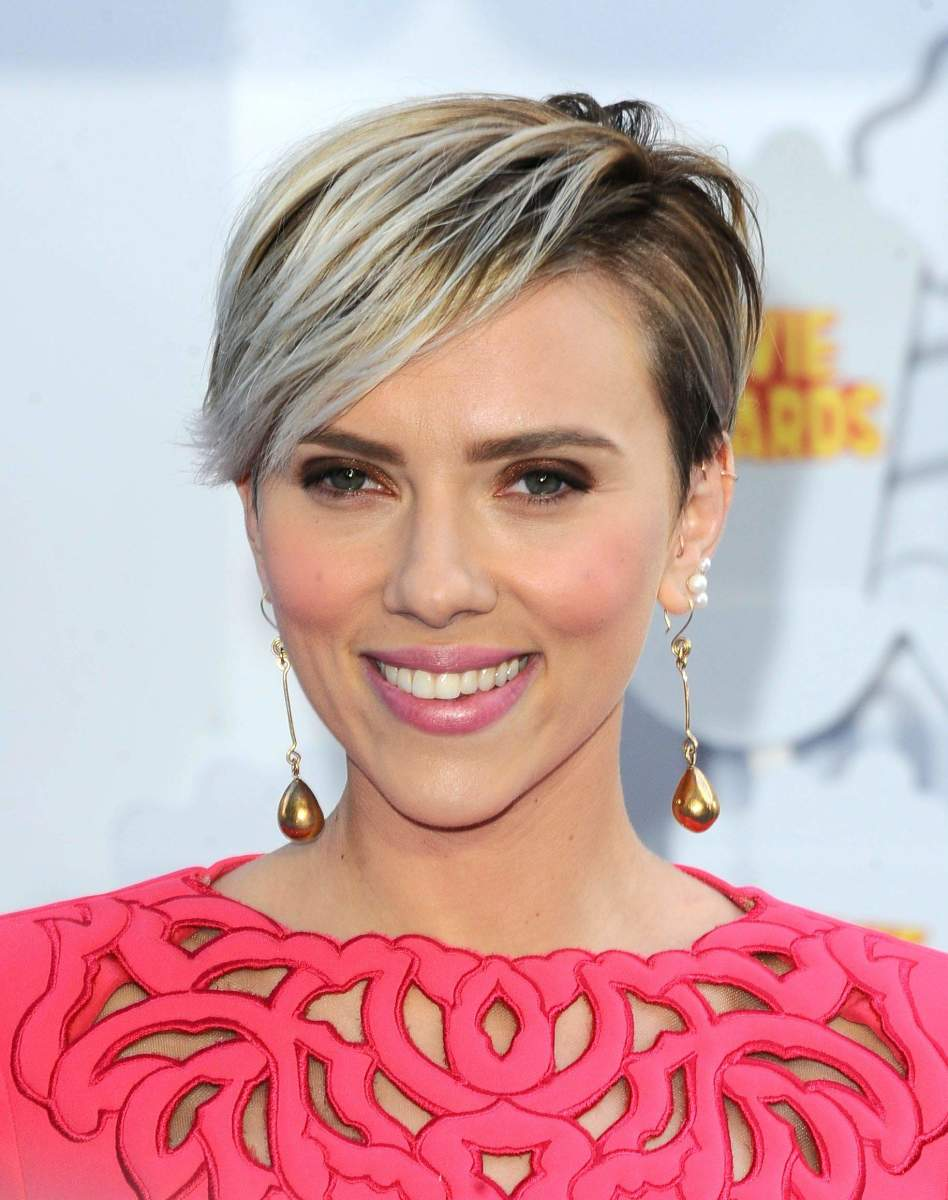 Scarlett Johansson, MTV Movie Awards 2015