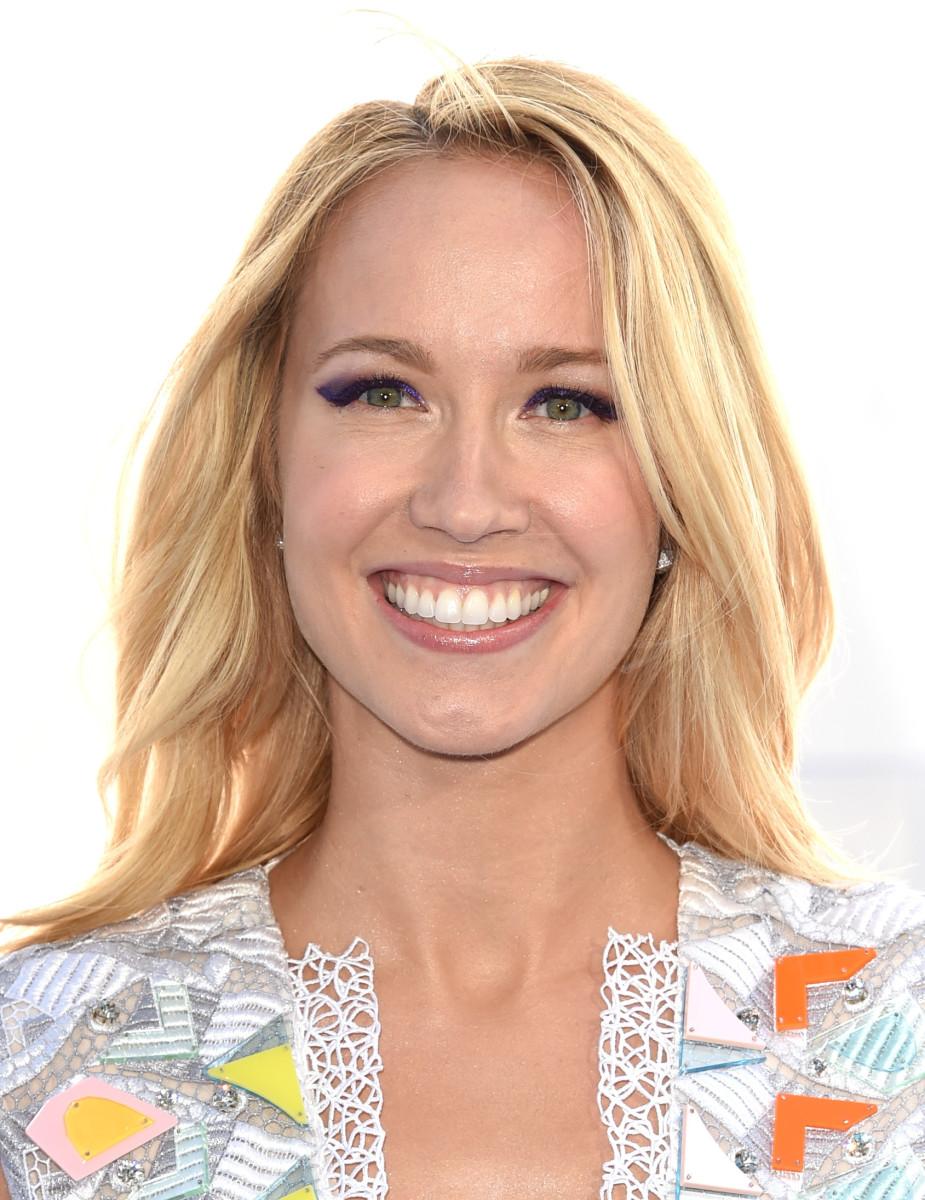 Anna Camp, MTV Movie Awards 2015