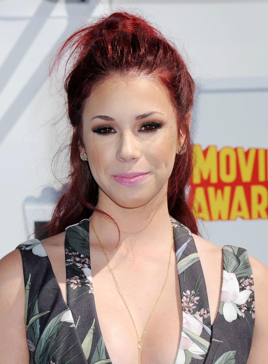 Jillian Rose Reed, MTV Movie Awards 2015