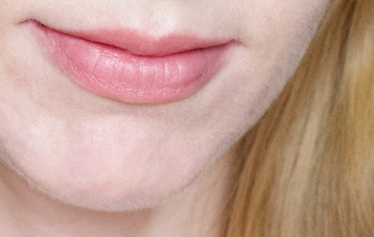The Body Shop Lip and Cheek Velvet Stick in 10 Nude