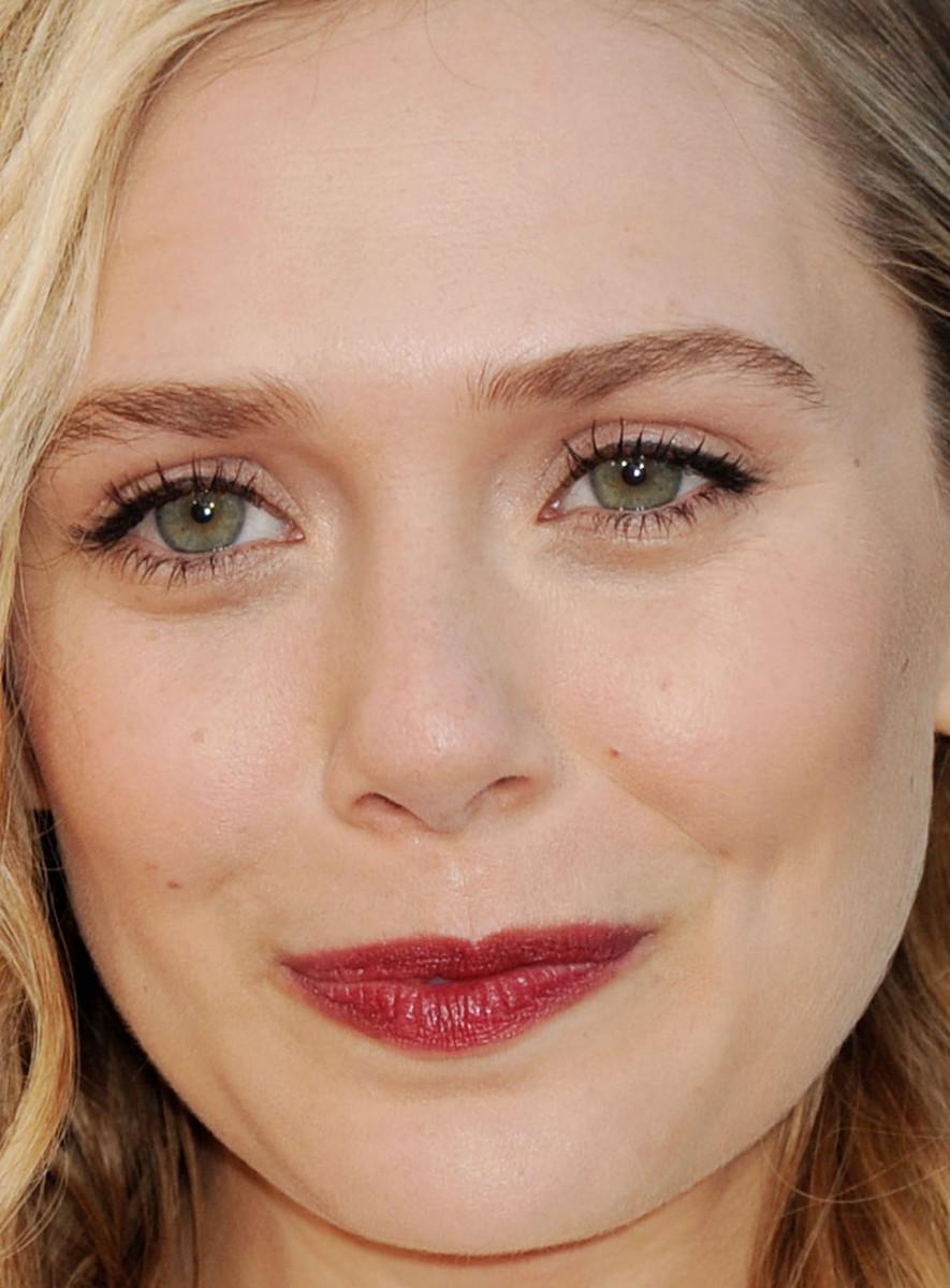 Elizabeth Olsen, Avengers Age of Ultron premiere, 2015