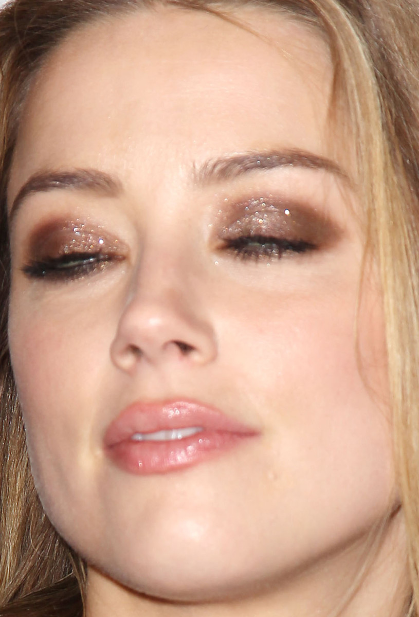 Amber Heard, The Adderall Diaries premiere, 2015
