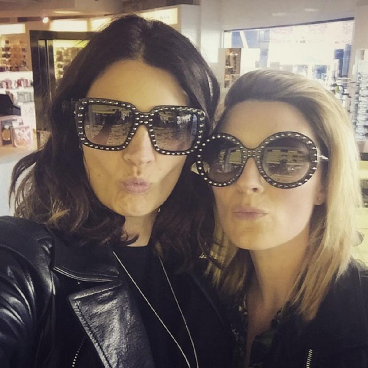 Pixiwoo sunglasses