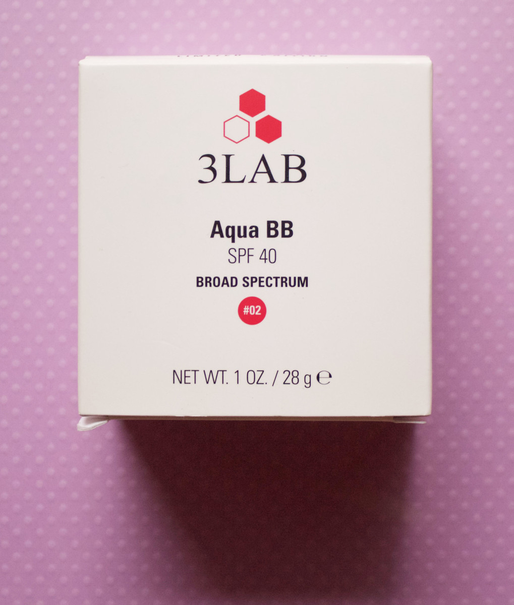 3LAB Cushion Compact (packaging)