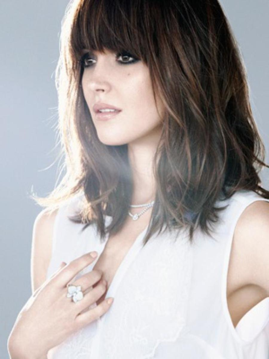 Rose Byrne in Madison magazine