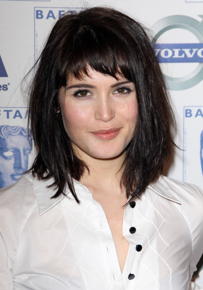 Gemma Arterton, BAFTA Tea Party, 2009