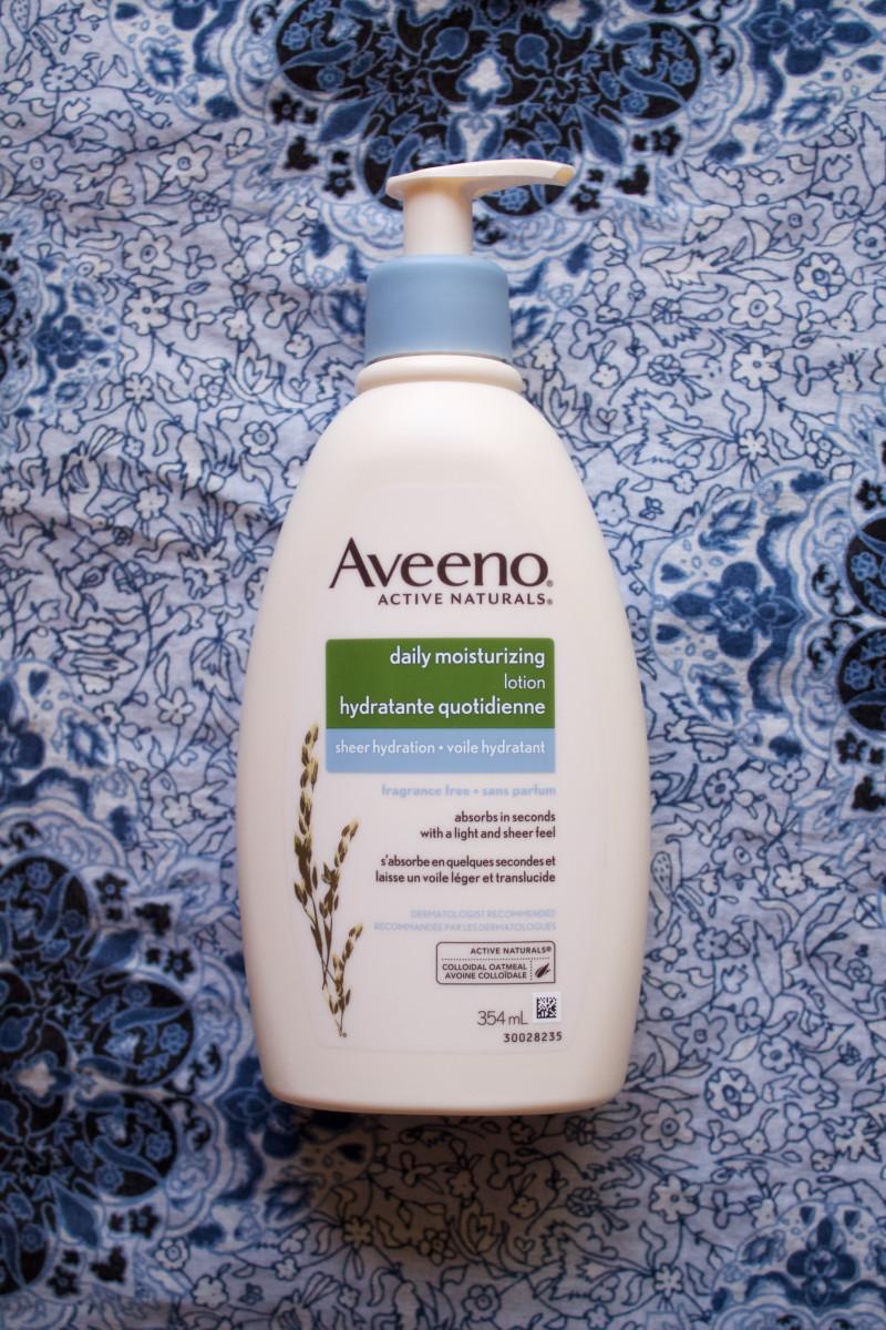 Aveeno Sheer Hydration