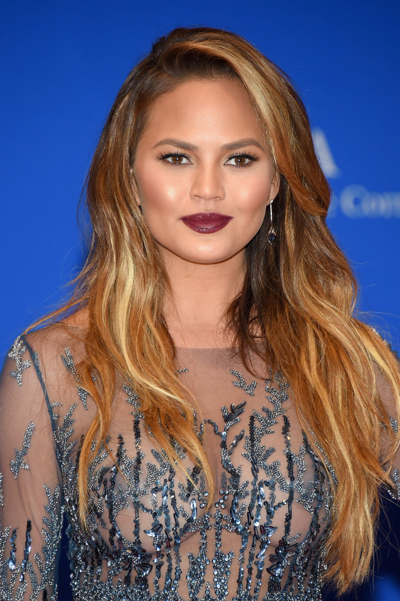 Chrissy Teigen, White House Correspondents Association Dinner 2015