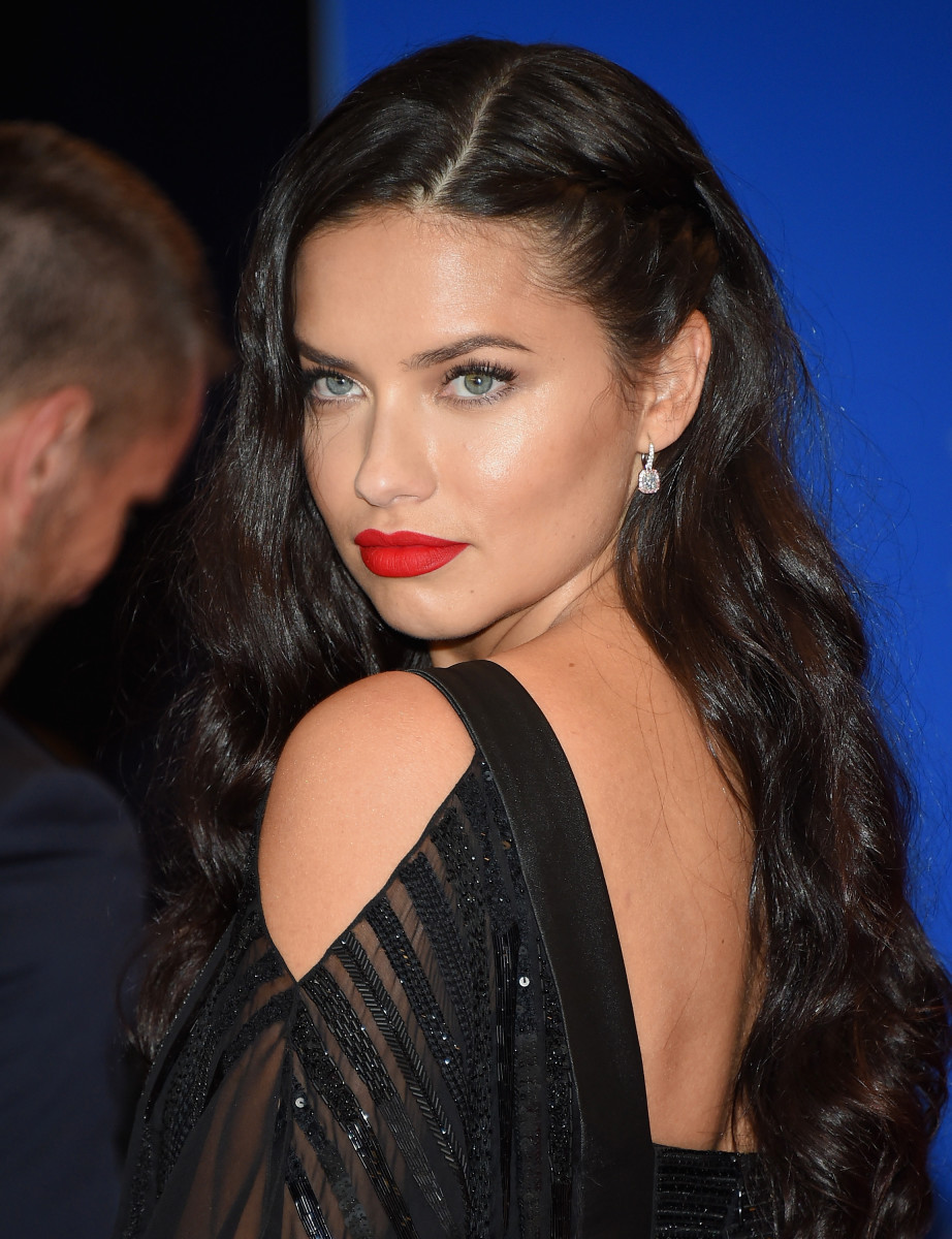 Adriana Lima, White House Correspondents Association Dinner 2015