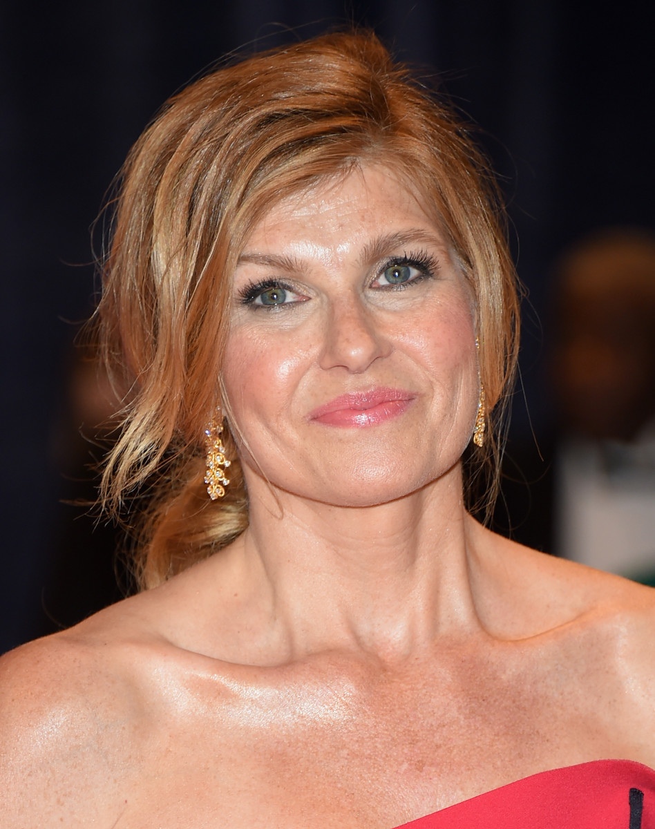 Connie Britton, White House Correspondents Association Dinner 2015