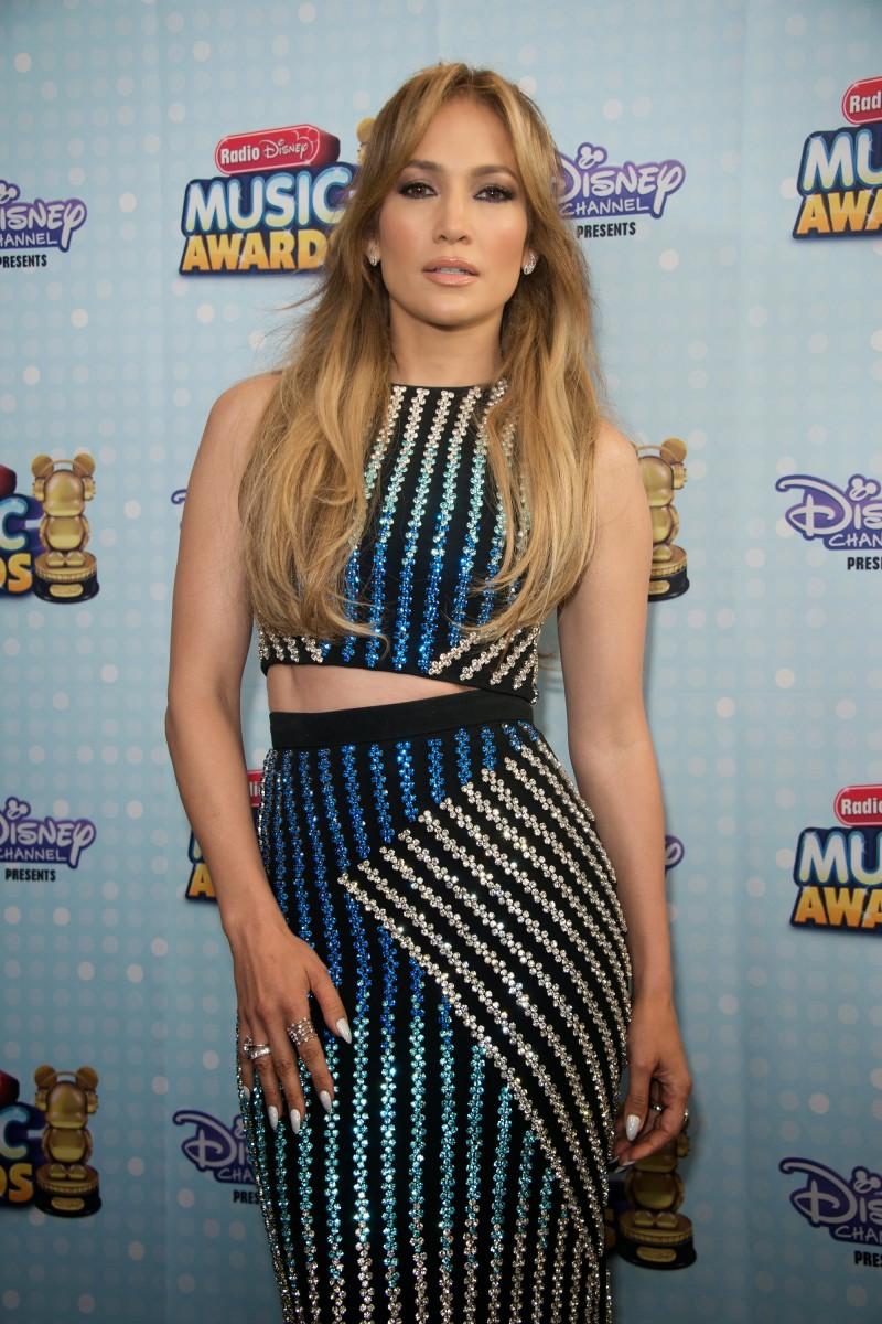Jennifer Lopez, Radio Disney Music Awards 2015