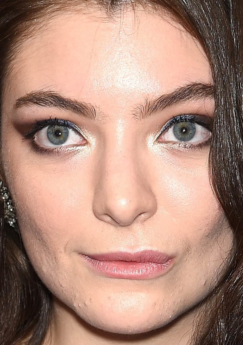 Lorde, Met Ball 2015
