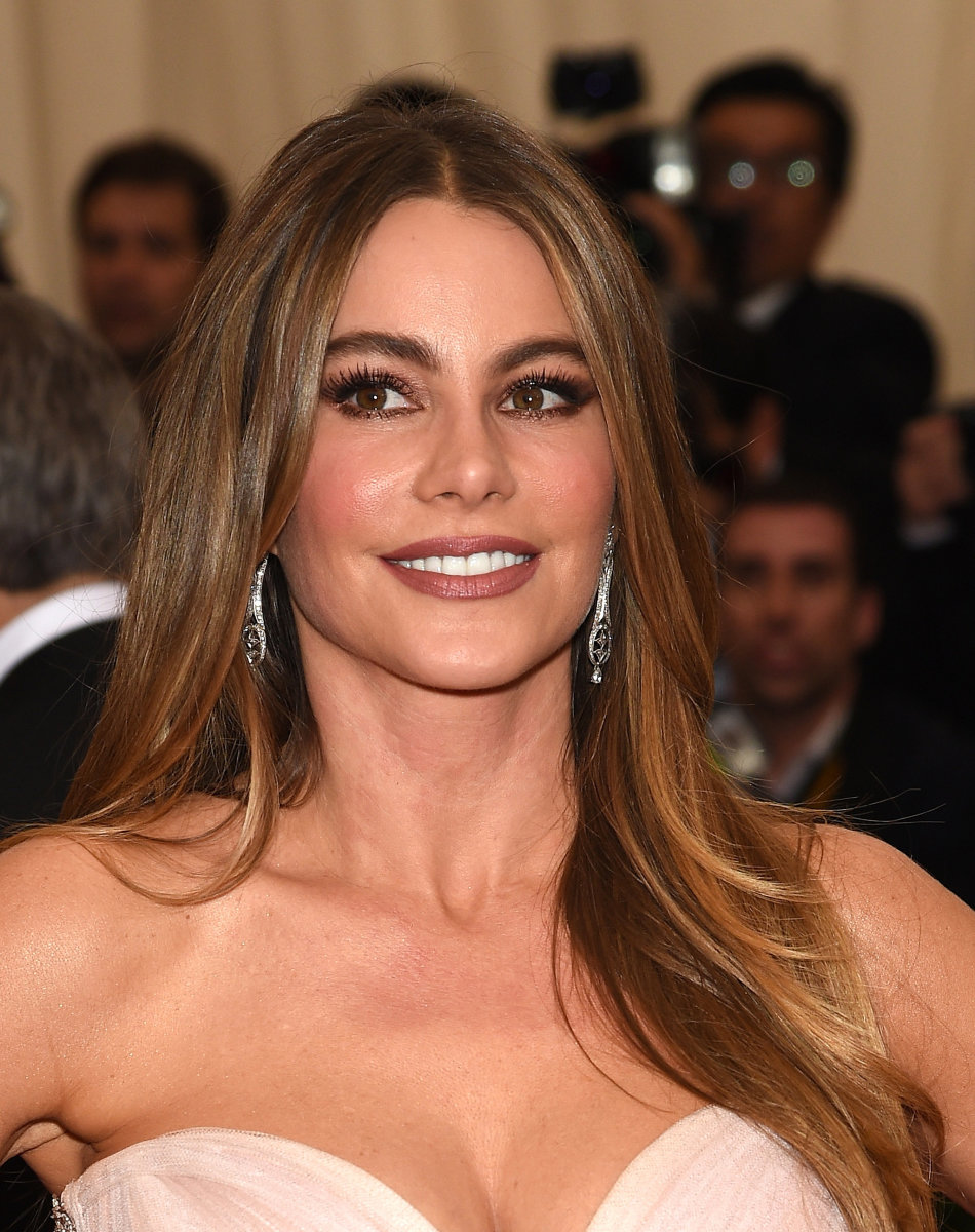 Sofia Vergara, Met Ball 2015