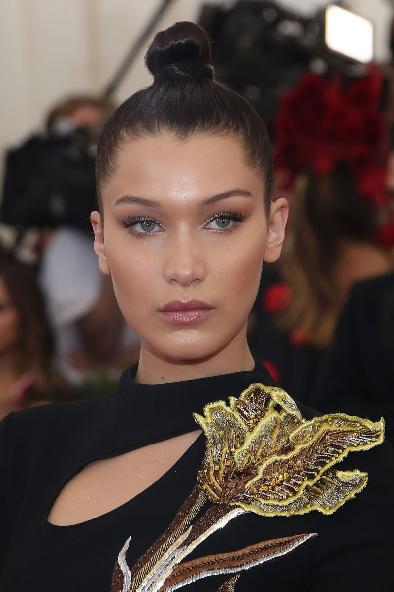 Bella Hadid, Met Ball 2015