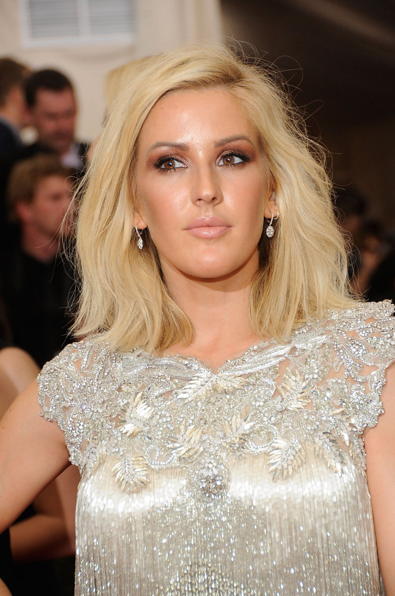 Ellie Goulding, Met Ball 2015