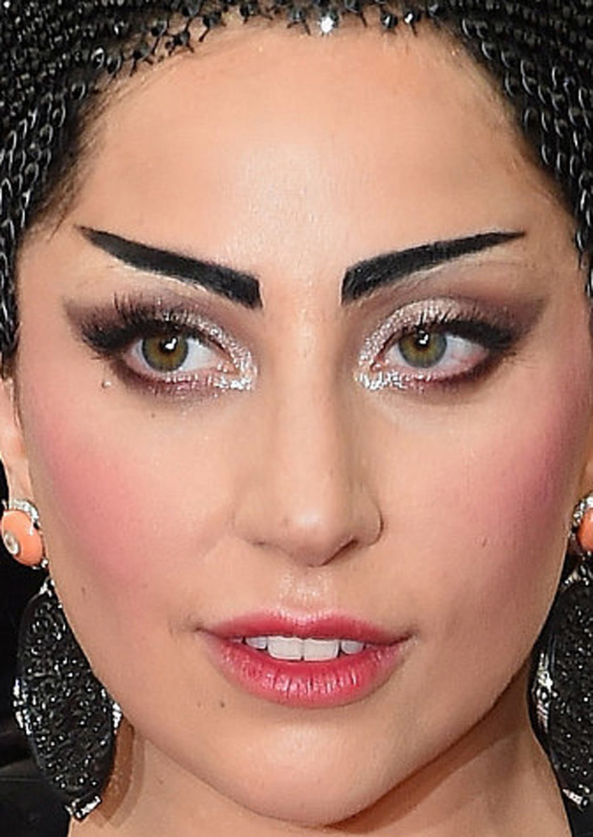 Lady Gaga, Met Ball 2015