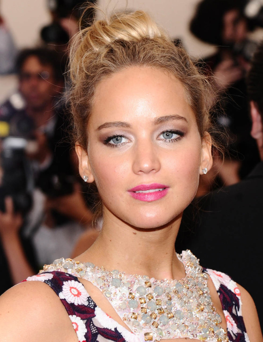 Jennifer Lawrence, Met Ball 2015