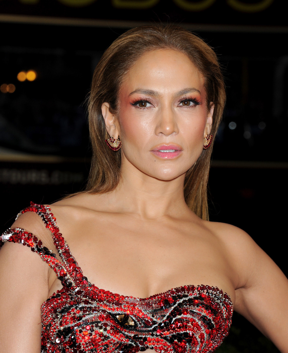 Jennifer Lopez, Met Ball 2015