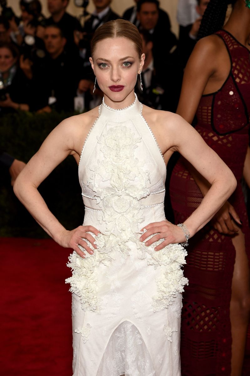 Amanda Seyfried, Met Ball 2015