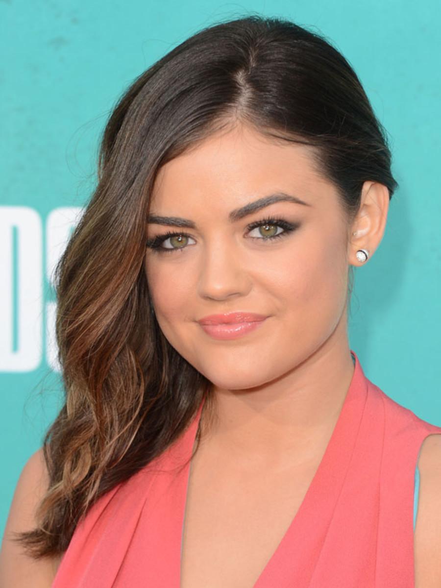 Lucy Hale - MTV Movie Awards 2012