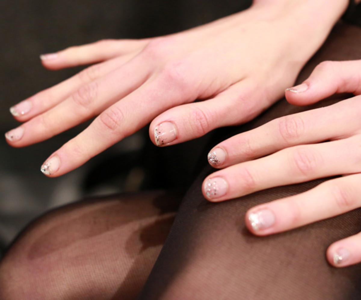 Jenny Packham - Fall 2013 nails (2)