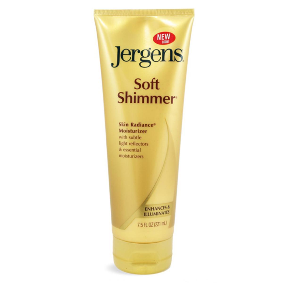 Jergens Soft Shimmer Skin Radiance Moisturizer